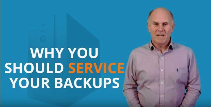 Why should you service your UPS?