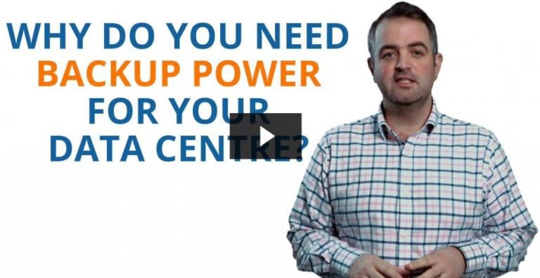 Why do you need Backup Power for your Data Centre?