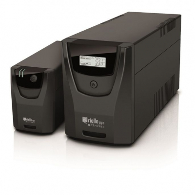 Riello UPS 1.500VA UPS (Uninterruptible Power Supply)