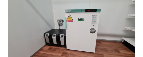 Covid Vaccine Fridge with UPS System