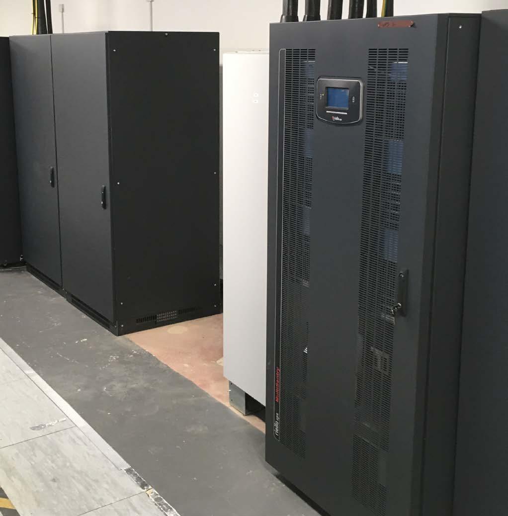 Riello UPS Installation