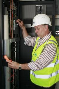 uninterrupitble Power supply servicing