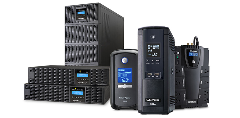unitnerrtuptible power supply range